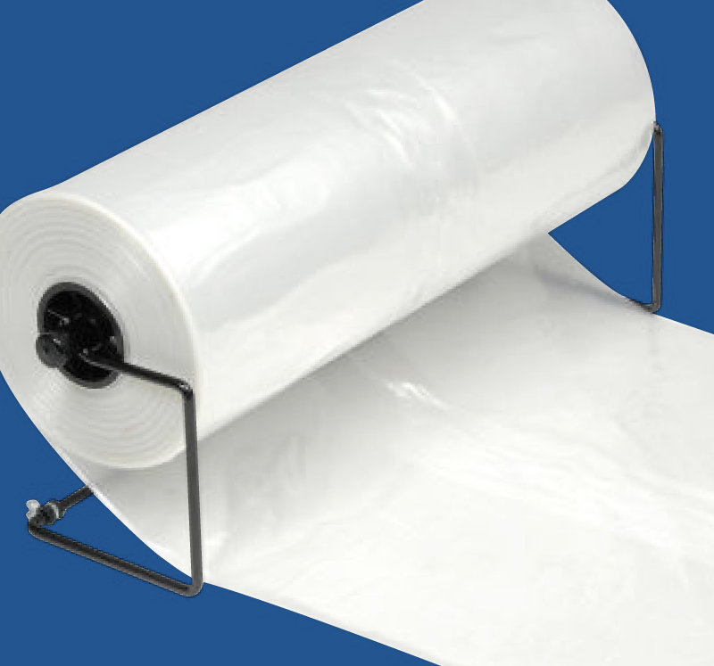 poly bags on roll